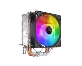 Mars Gaming MCPUA RGB Ventilador Universal CPU 90mm Negro