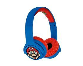 Auricular con Micrófono Inalámbrico Infantil Super Mario