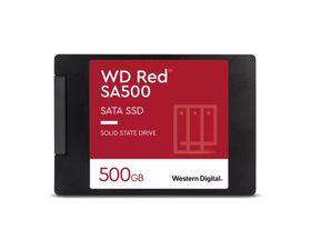 WD Red SA500 NAS 500GB SSD 2.5'' SATA3